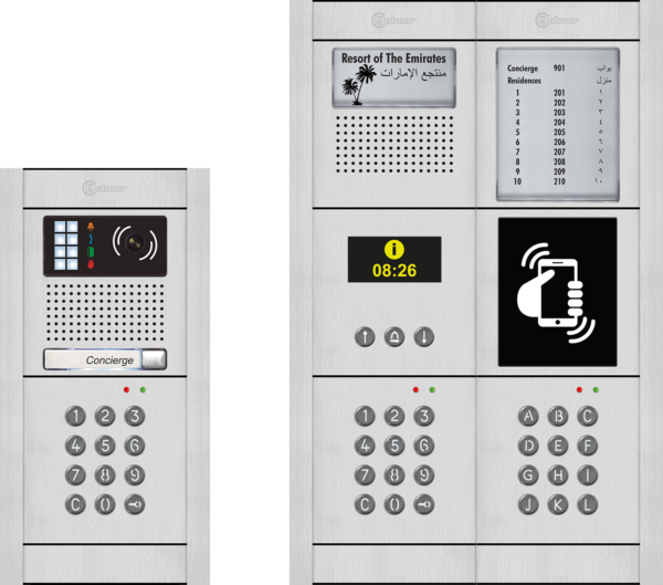 panel digital VP