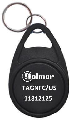 Lectores de tags keys NFC