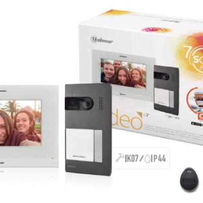 kit de video portero color con WF y monitor de 7 modelo SOUL
